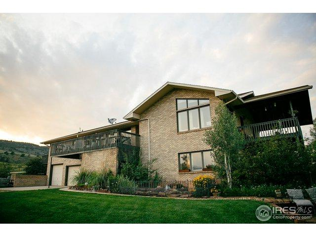 519 Rugged Rock Rd, Loveland, CO 80537 (MLS #859033) :: Downtown Real Estate Partners