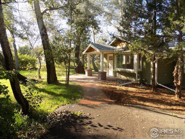 1527 Marshall Rd, Boulder, CO 80305 (MLS #859049) :: 8z Real Estate