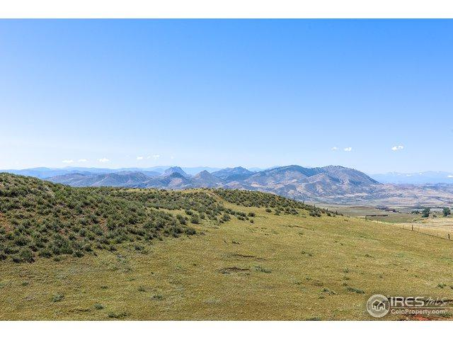 7625 W County Road 80 Parcel 2, Livermore, CO 80536 (MLS #859083) :: Kittle Real Estate
