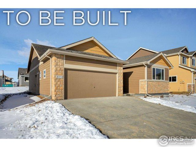 856 Sunlight Peak Dr, Severance, CO 80550 (MLS #859213) :: Kittle Real Estate