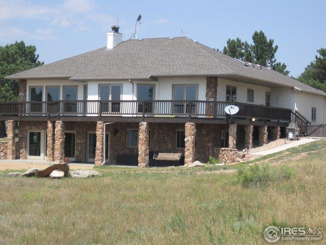 524 S County Road 27, Berthoud, CO 80513 (MLS #859242) :: The Daniels Group at Remax Alliance