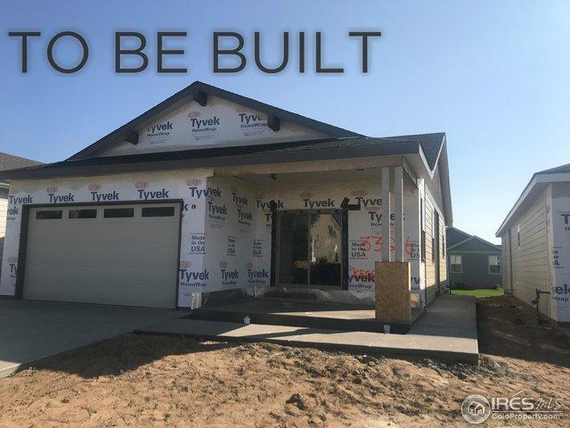 3326 Borrossa St, Evans, CO 80634 (MLS #859316) :: Kittle Real Estate
