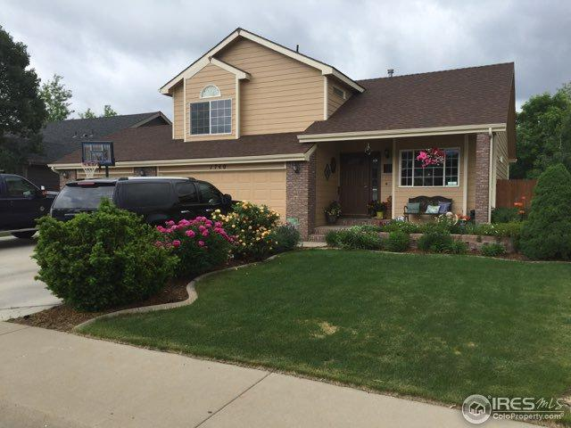 1740 69th Ave, Greeley, CO 80634 (MLS #859415) :: The Daniels Group at Remax Alliance