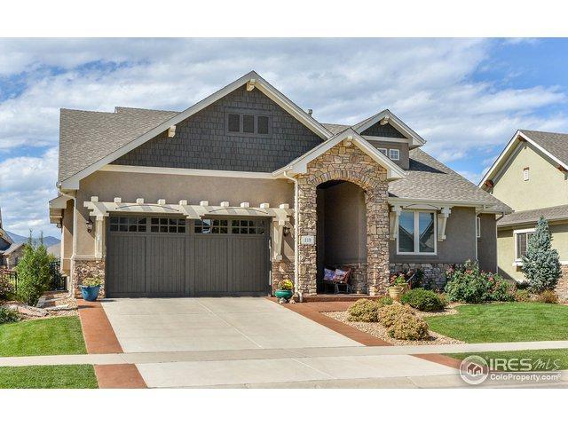 219 Two Moons Dr, Loveland, CO 80537 (MLS #859457) :: Kittle Real Estate
