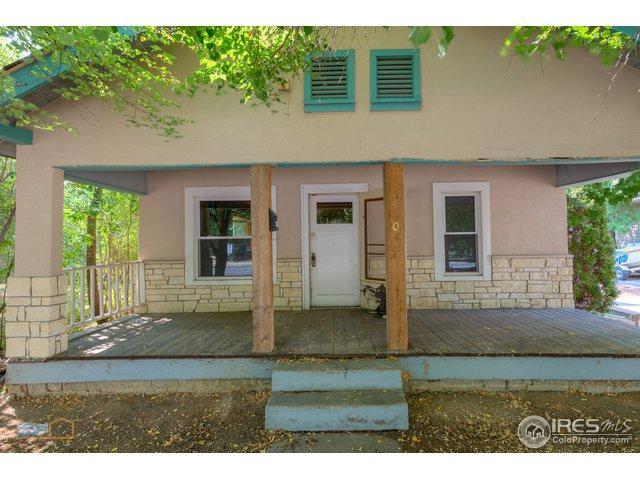 420 W 10th St, Loveland, CO 80537 (MLS #859469) :: Kittle Real Estate