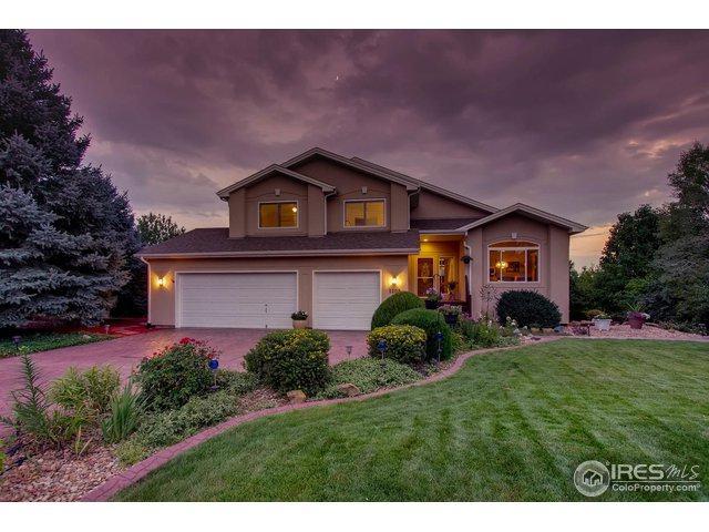 1208 Northridge Dr, Erie, CO 80516 (#859517) :: The Peak Properties Group
