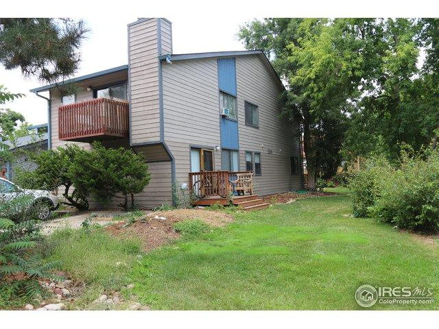 2024 Goss St #7, Boulder, CO 80302 (MLS #859532) :: The Daniels Group at Remax Alliance