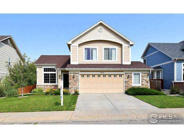 425 Expedition Ln, Johnstown, CO 80534 (#859648) :: The Peak Properties Group