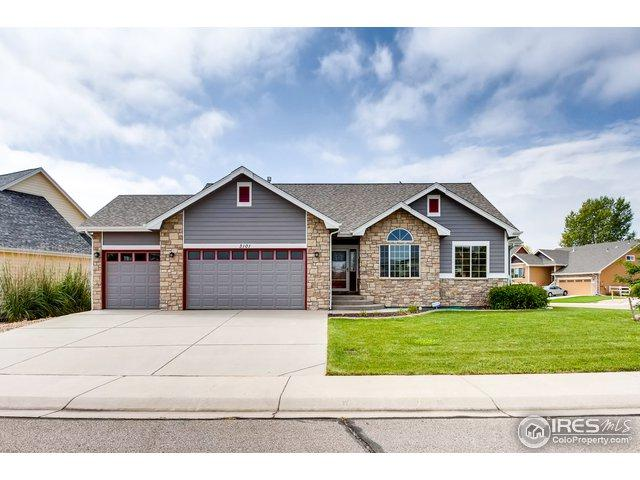 3101 66th Ave, Greeley, CO 80634 (#859742) :: The Peak Properties Group