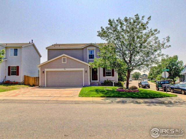 1604 Wagonwheel Dr, Fort Lupton, CO 80621 (#859750) :: The Griffith Home Team