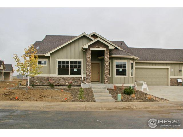 3403 Saguaro Dr, Loveland, CO 80537 (MLS #859781) :: The Daniels Group at Remax Alliance