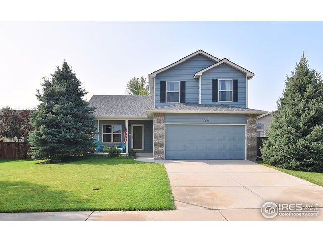 7216 W 21st St, Greeley, CO 80634 (MLS #859936) :: 8z Real Estate