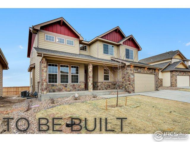 972 Mt. Andrew Dr, Severance, CO 80550 (MLS #860195) :: Kittle Real Estate