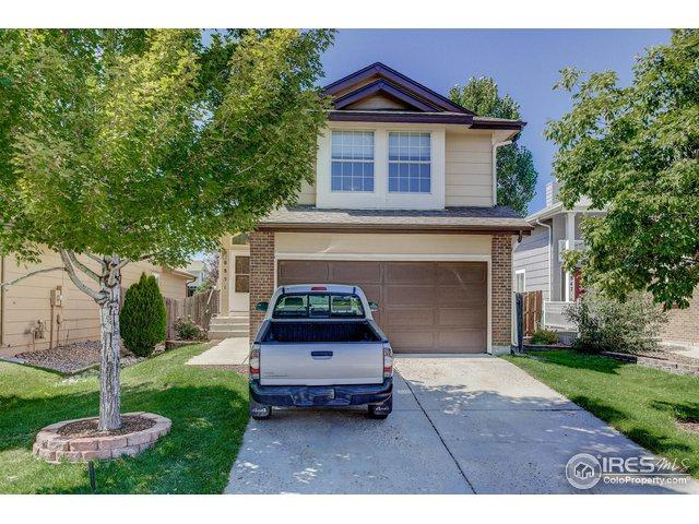 8851 Cloverleaf Cir, Parker, CO 80134 (MLS #860293) :: Downtown Real Estate Partners