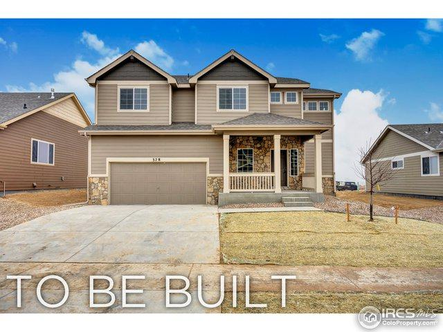 1053 Mt. Oxford Ave, Severance, CO 80550 (MLS #860478) :: Kittle Real Estate