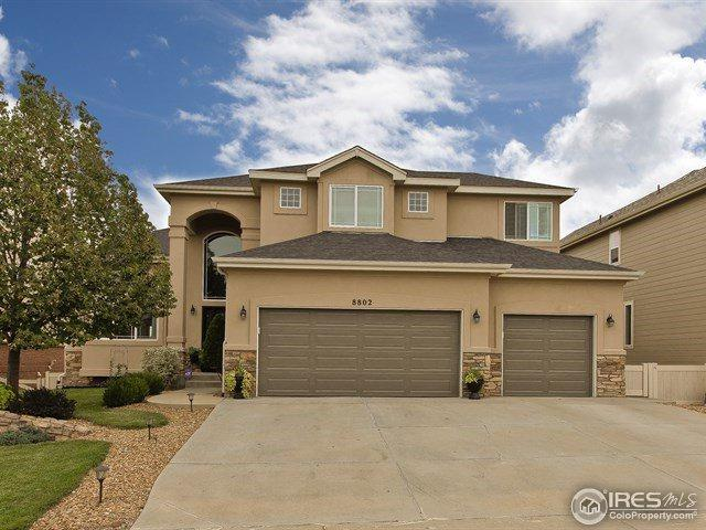 8802 Welsh Ln, Frederick, CO 80504 (MLS #860492) :: 8z Real Estate