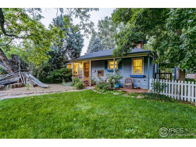 3046 11th St, Boulder, CO 80304 (MLS #860501) :: JROC Properties