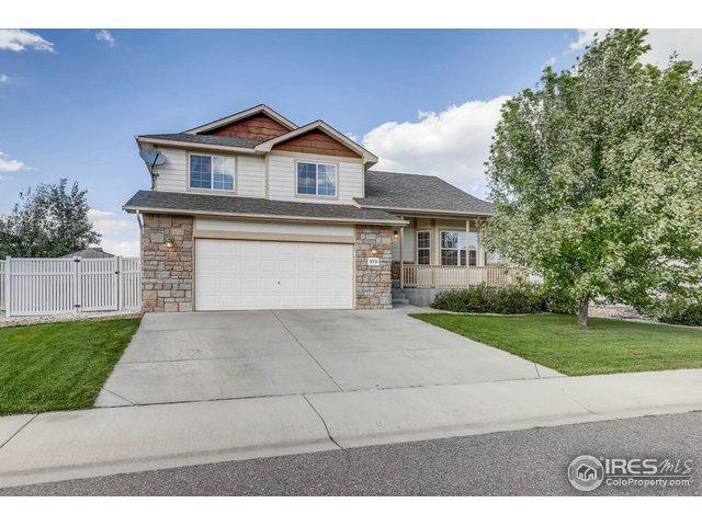 9778 Cascade St, Firestone, CO 80504 (#860559) :: The Griffith Home Team