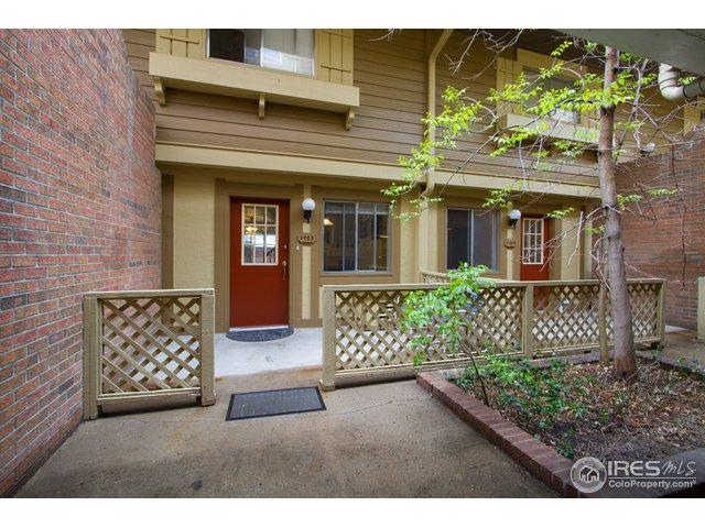 3009 Madison Ave #105, Boulder, CO 80303 (MLS #860594) :: The Daniels Group at Remax Alliance
