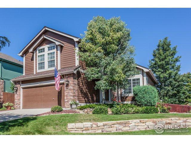 4215 Foothills Dr, Loveland, CO 80537 (#860642) :: The Griffith Home Team