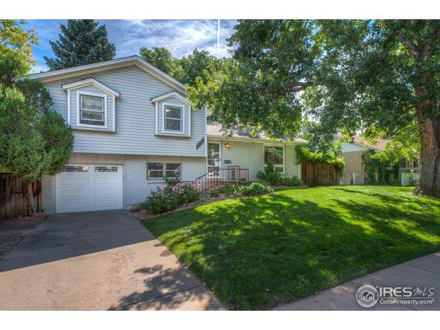 1260 Drexel St, Boulder, CO 80305 (#860879) :: The Peak Properties Group
