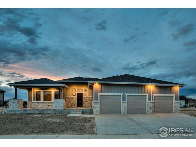 5863 Crooked Stick Dr, Windsor, CO 80550 (#860934) :: The Peak Properties Group