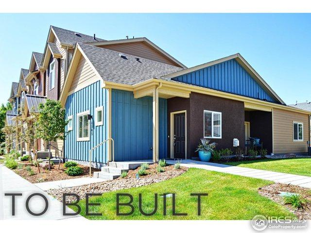 1317 Country Ct K, Longmont, CO 80501 (MLS #860996) :: The Lamperes Team