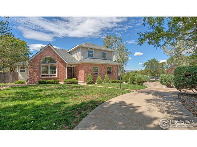 7060 Harvest Rd, Boulder, CO 80301 (#861023) :: The Peak Properties Group