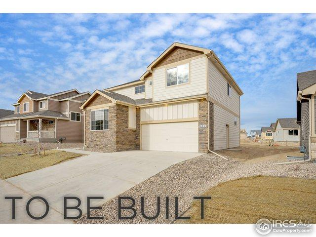712 Mt. Evans Ave, Severance, CO 80550 (MLS #861097) :: Kittle Real Estate