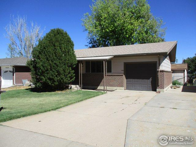 1864 24th Ave, Greeley, CO 80634 (#861155) :: The Peak Properties Group