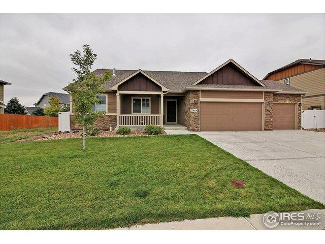 7808 W 12th St, Greeley, CO 80634 (MLS #861202) :: 8z Real Estate