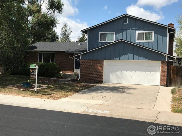 1707 33rd Ave, Greeley, CO 80634 (MLS #861329) :: 8z Real Estate