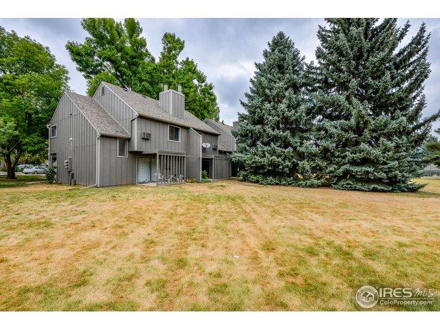 801 E Drake Rd #74, Fort Collins, CO 80525 (MLS #861360) :: The Lamperes Team