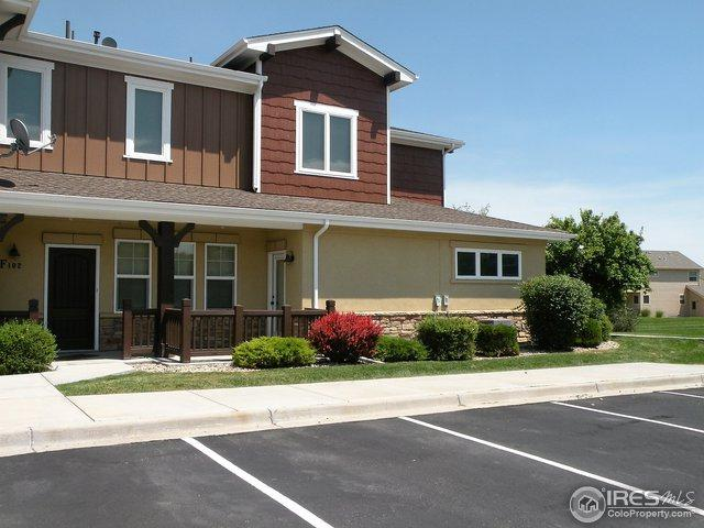 5850 Dripping Rock Ln #102, Fort Collins, CO 80528 (MLS #861449) :: Downtown Real Estate Partners