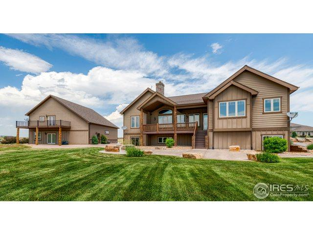 37050 Soaring Eagle Cir, Severance, CO 80550 (MLS #861453) :: 8z Real Estate