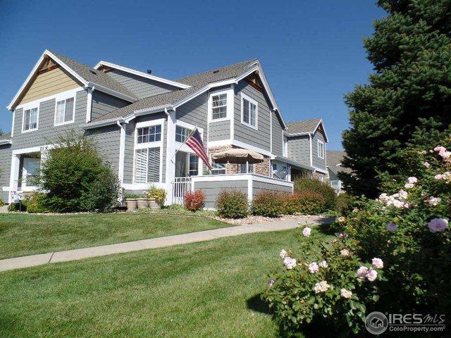 805 Summer Hawk Dr #36, Longmont, CO 80504 (MLS #861455) :: 8z Real Estate