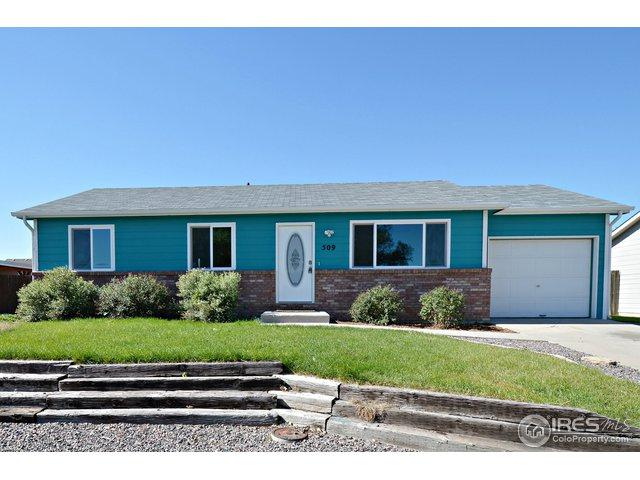 509 Ash St, Fort Morgan, CO 80701 (MLS #861491) :: Kittle Real Estate