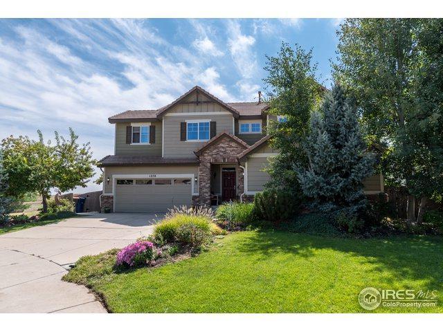 1278 Graham Cir, Erie, CO 80516 (#861612) :: The Peak Properties Group