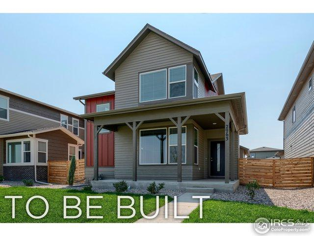 3027 Conquest St, Fort Collins, CO 80524 (#861647) :: The Peak Properties Group