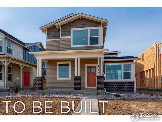 2956 Comet St, Fort Collins, CO 80524 (#861656) :: The Peak Properties Group