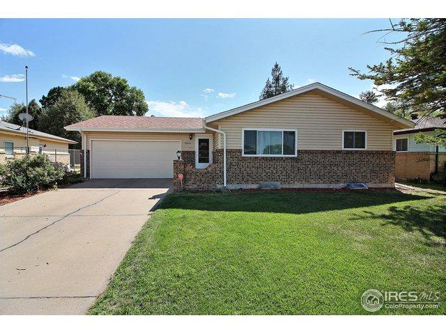 3802 W 7th St, Greeley, CO 80634 (#861667) :: The Griffith Home Team