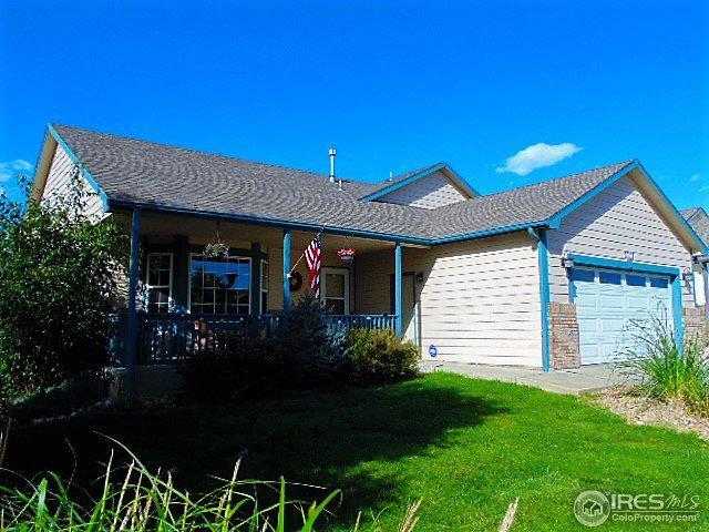 3337 Grenache St, Evans, CO 80634 (#861729) :: The Peak Properties Group