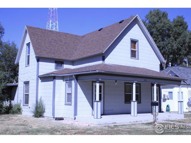 407 Prospect St, Fort Morgan, CO 80701 (#861731) :: The Peak Properties Group