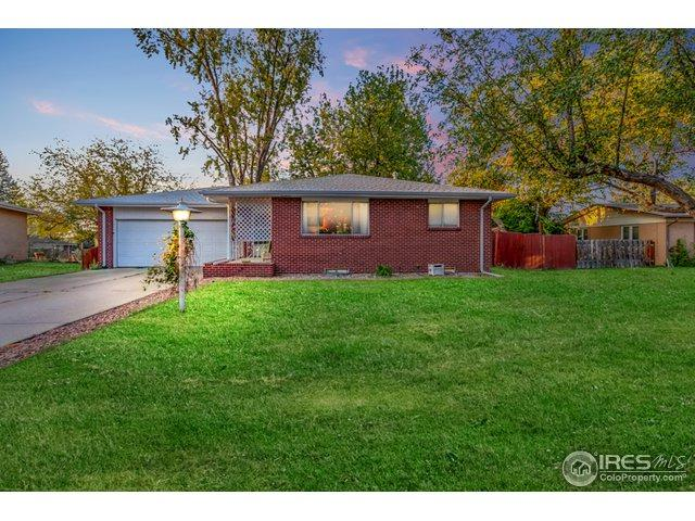 2421 W 12th St, Greeley, CO 80634 (MLS #861831) :: 8z Real Estate