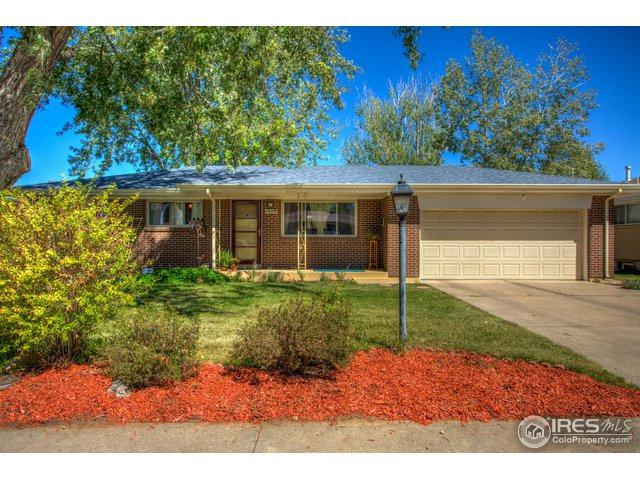 1408 32nd Ave, Greeley, CO 80634 (MLS #861844) :: Kittle Real Estate