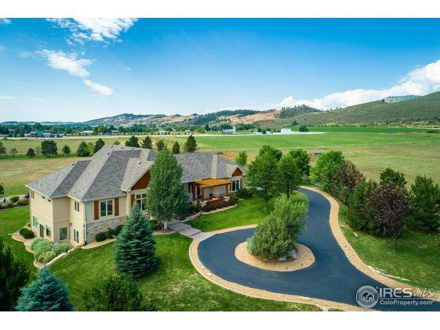 8742 Llama Ranch Rd, Loveland, CO 80538 (MLS #861850) :: 8z Real Estate