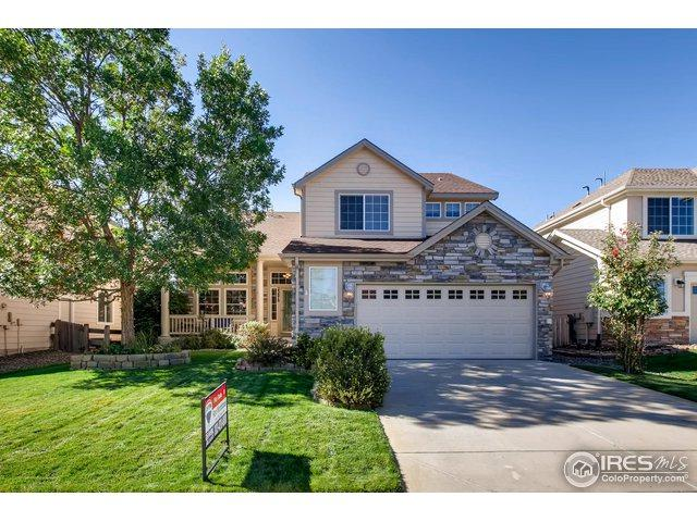 23876 E Willowbrook Ave, Parker, CO 80138 (#861966) :: The Peak Properties Group