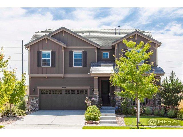 3356 Yale Dr, Broomfield, CO 80023 (#861987) :: The Peak Properties Group