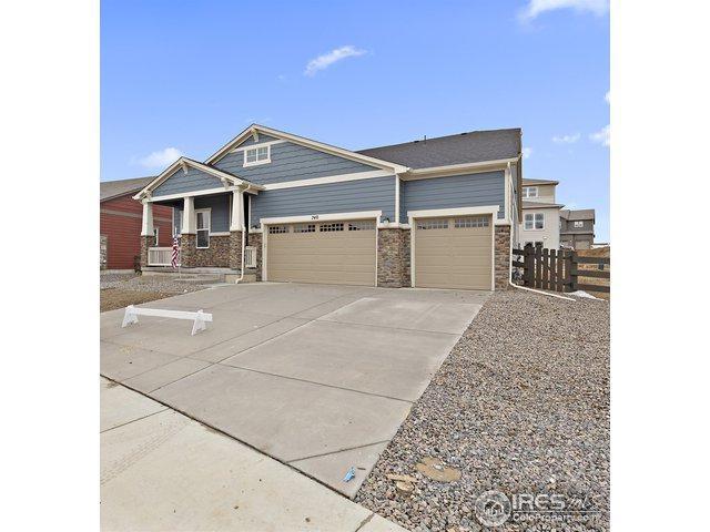 740 Rock Ridge Dr, Lafayette, CO 80026 (MLS #861993) :: 8z Real Estate