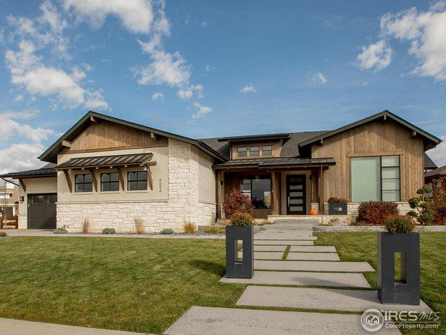 6698 Ridgeline Dr, Timnath, CO 80547 (MLS #862099) :: The Lamperes Team